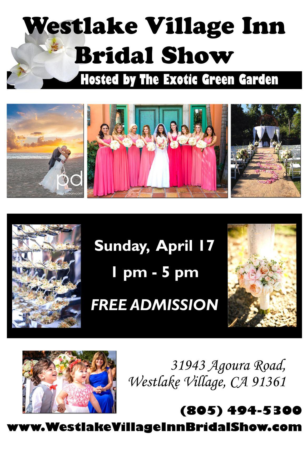 Westlake Village Inn Bridal Show